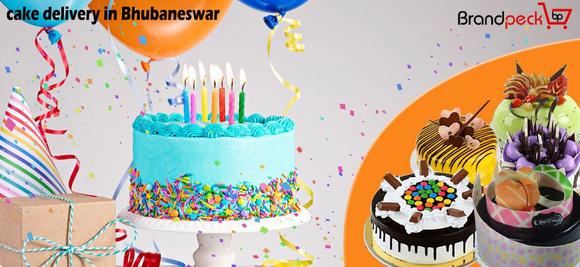 5 Ways you can Use the Online Cake Delivery Service in Bhubaneswar