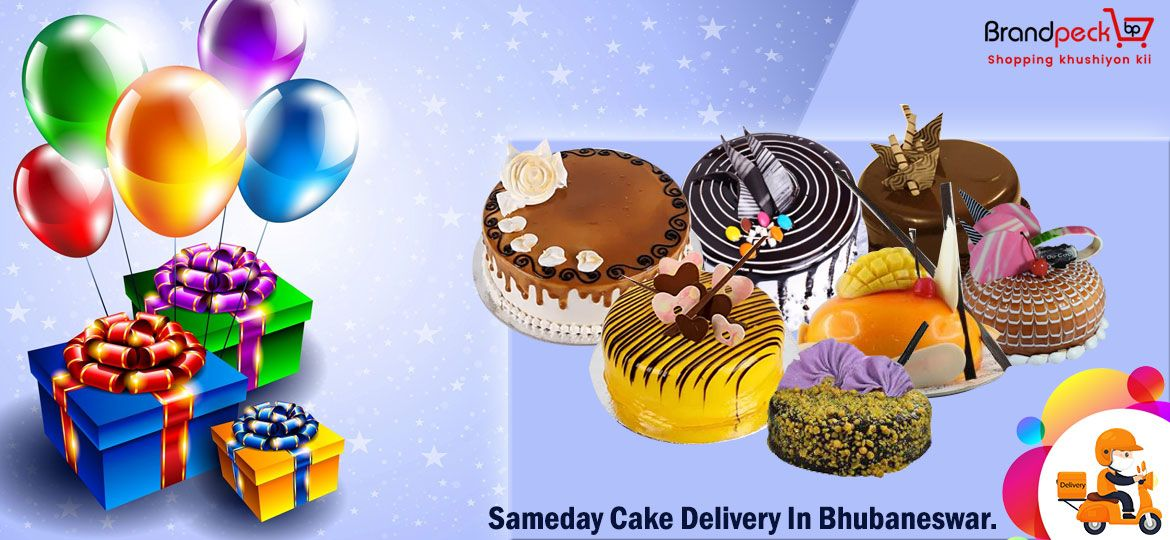 How to Get Customized Cakes in Bhubaneswar