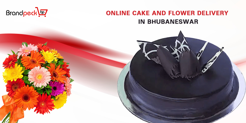 online cake and flower delivery in Bhubaneswar