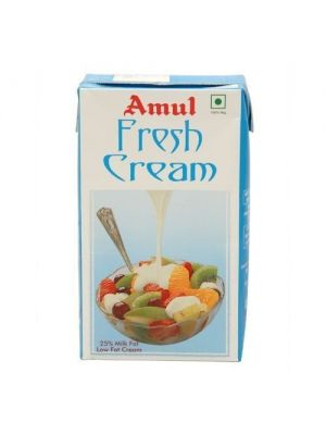 Amul Fresh Cream 1Ltr