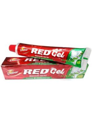 Dabur RED GEL TOOTHPASTE PACK OF 2  (300 g, Pack of 2)