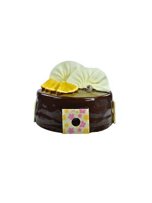 CAKES-PARTY CAKE-TANGERINE-GC141