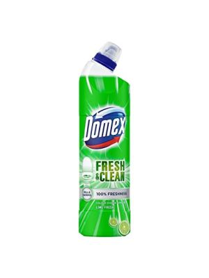 Domex Fresh & Clean Lime Fresh Toilet Cleaner 750ml