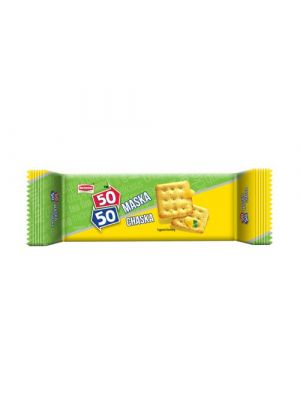 Britannia 50-50 maska chaska sweet and salt biscuits 50gm