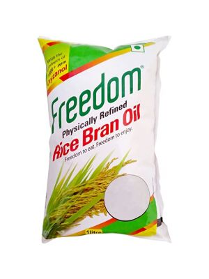 Freedom Rice Bran 1Ltr Pouch