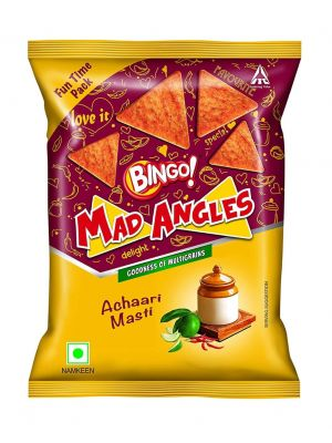 Bingo Mad Angles