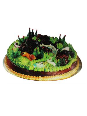 Forest Cake-CD1056
