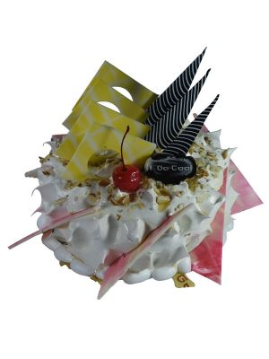 CAKES-PARTY CAKE-HONEY ALMOND -GC110