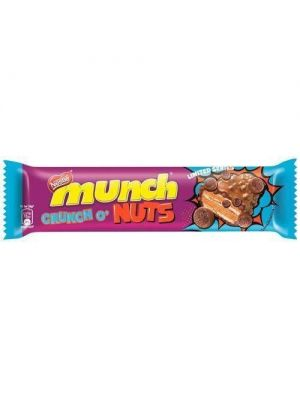 Munch Crunch o' Nuts 32gm