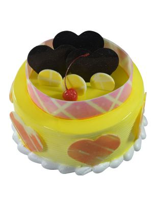 CAKES-PARTY CAKE-PINEAPPLE -GC101