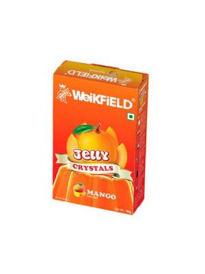 Weikfield Jelly Crystals Oranage 90gm