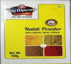 Raj Gharona -Turmeric Powder 100gm